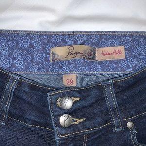 Paige Blue Jean